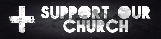 Support Our Church Button