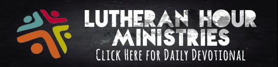 Lutheran Hour Ministries button