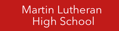 martin luther HS logo